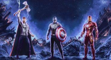 Mira este póster de 'Avengers: Endgame' que podría confirmar una famosa teoría