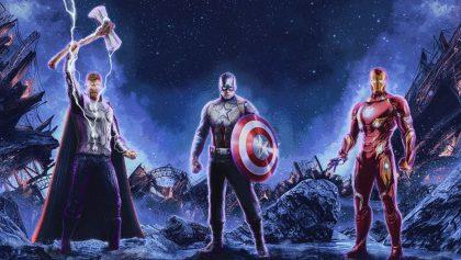 Mira el primer póster de 'Avengers: Endgame' que podría confirmar una teoría