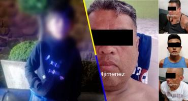 Detienen a presuntos responsables del asesinato de la mamá de Bruno, el niño