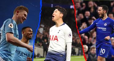El primer gol en el nuevo estadio del Tottenham y el liderato del City: Lo que dejó el 'revoltijo' de la Premier