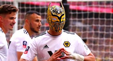 ¿Cuál es el motivo por el que Jiménez festeja sus goles con máscara de Sin Cara?