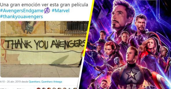 Se vale llorar: Así reaccionó internet después de ver 'The Avengers: Endgame'