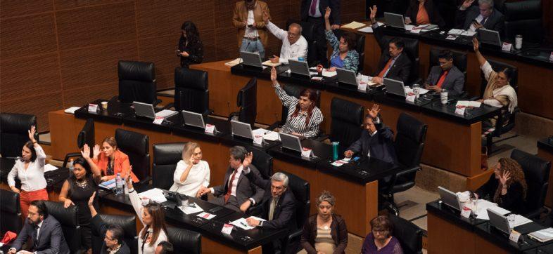 Pleno del Senado aprueba el dictamen de Reforma Educativa