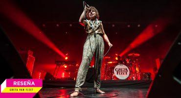 Rock para el siglo XXI: Greta Van Fleet en el Teatro Metropólitan