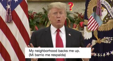 Los mexicanos ya están planeando algunas respuestas para Donald Trump y tienen que leerlas 😂