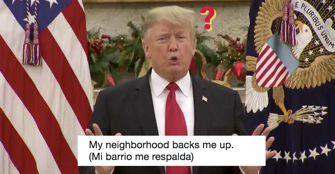 Los mexicanos ya están planeando algunas respuestas para Donald Trump y tienen que leerlas