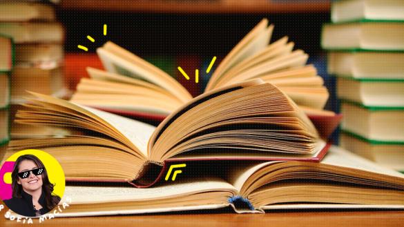 Sofía Macías dice: ¿Aceptas el reto de leer un libro al mes?