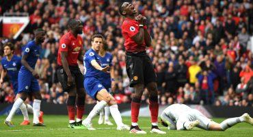 Las posibilidades del Manchester United de entrar a Champions tras empatar con el Chelsea