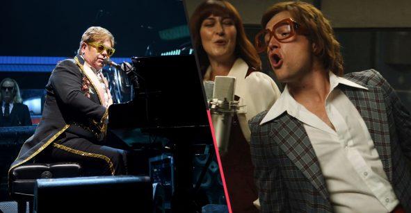 Checa en exclusiva a Elton John hablar sobre 'Rocket Man', su biografía musical