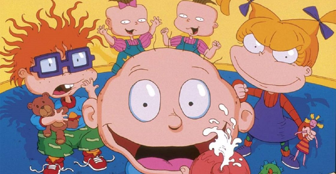 Rugrats - Serie de Nickelodeon