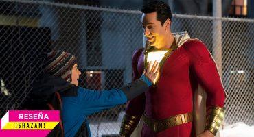 '¡Shazam!', el superhéroe que por fin termina con toda la oscuridad de DC