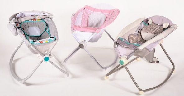 Fisher Price retira sillas para bebé por muertes accidentales