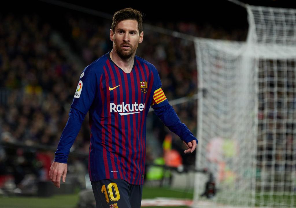 """""""Ya hemos jugado contra Hazard y Mbappé... Messi no es imparable"""": Solskjaer"""