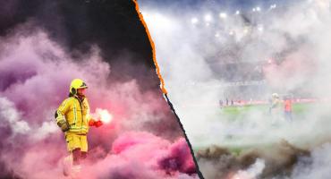 Suspenden el juego del Lieja de Memo Ochoa por culpa de los aficionados del Anderlecht