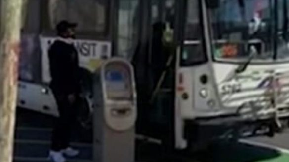 El tipo que intentó robarse un cajero automático