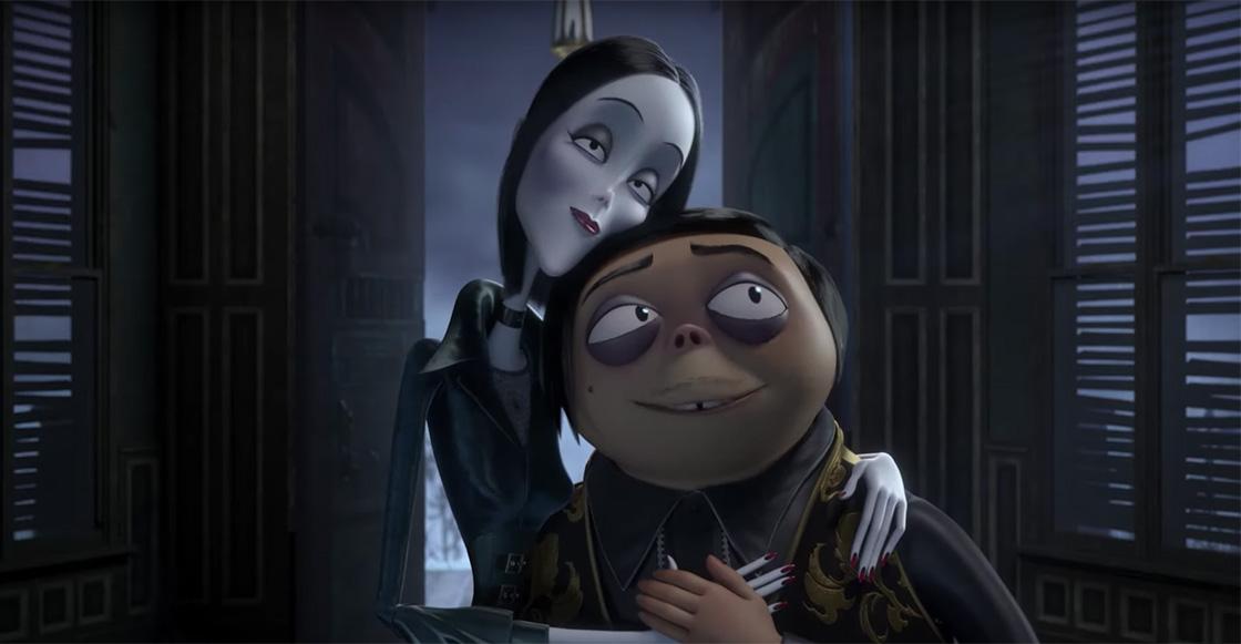 Checa el primer tráiler de 'The Addams Family' con Charlize Theron y Oscar Isaac