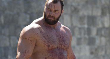 The Mountain de 'Game of Thrones' gana el título como el 'hombre más fuerte' en Europa