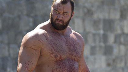 """The Mountain de Game of Thrones gana el título como el """"hombre más fuerte"""" en Europa"""