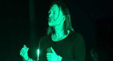 Thom Yorke presenta formalmente