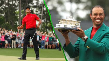 ¿Por qué es tan importante el triunfo de Tiger Woods en Augusta y por qué todos hablan de él?