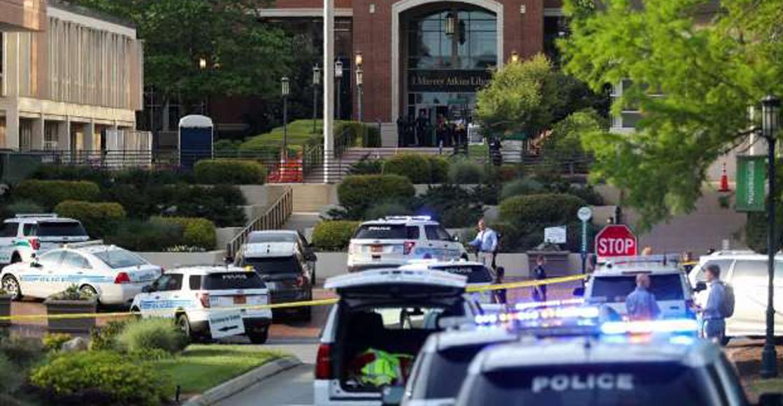 'Corre, escóndete', dice Universidad a alumnos en tiroteo