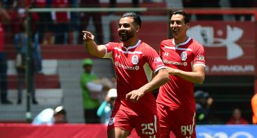 ¡Cinco goles en 19 minutos! Así fue el juego de locura entre Toluca y Monterrey