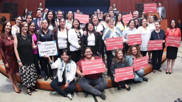 Aprueban reformas en favor de los derechos de las trabajadoras del hogar