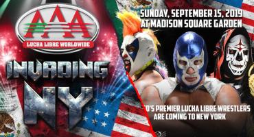 ¡Los rudos, los ruuuuuuudos! La AAA anuncia función en el Madison Square Garden