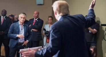¿AMLO, Trump o Maduro? Estos son 5 momentos polémicos de Jorge Ramos