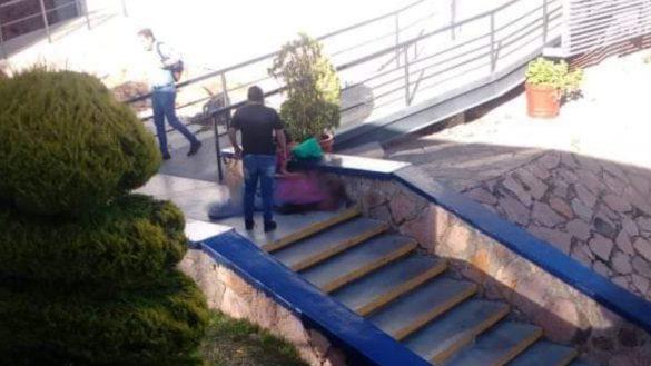 Ejecución en la Universidad Autónoma de Zacatecas