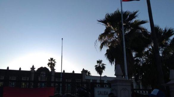 huelga en Universidad de SOnora
