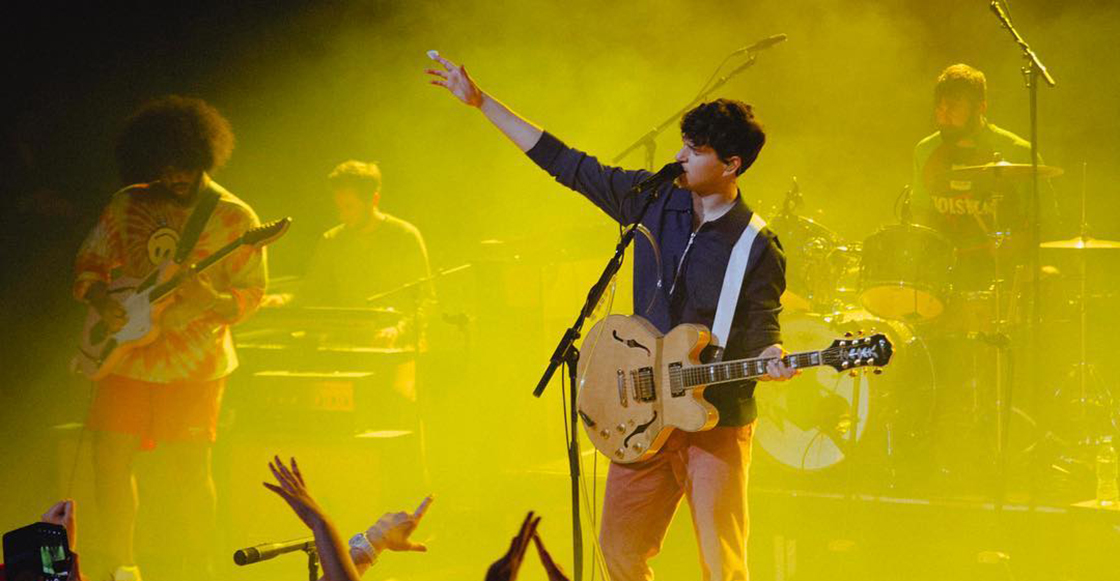 Vampire Weekend libera otras dos canciones del disco 'Father of the Bride'