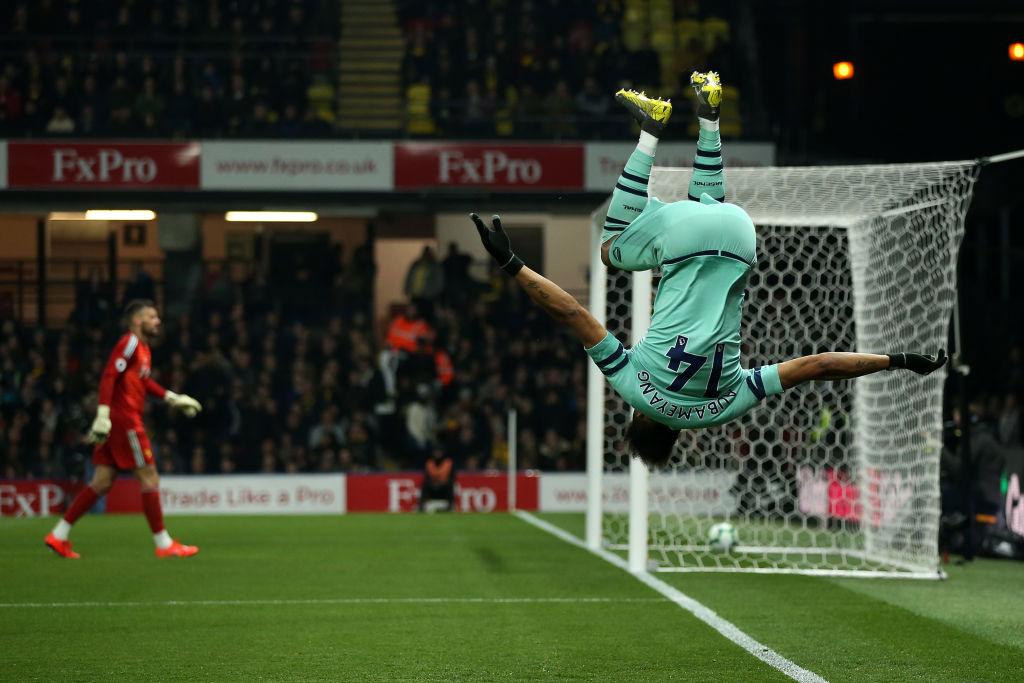 El Arsenal de Unai Emery superó al último de Arsene Wenger