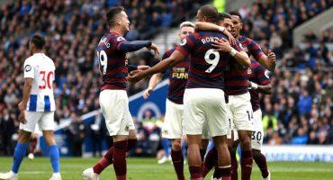 Newcastle extiende la agonía del descenso para Brighton y Cardiff una semana más