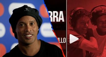 Escucha 'Garra', el Rap en el que Ronaldinho reveló su 'voz angelical'