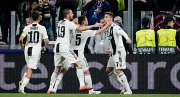 ¡20 gritos de 'SIIIIUUU'! Cristiano Ronaldo le marcó gol al Inter de Milán