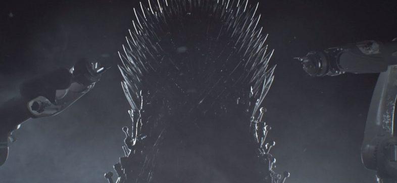 Mezcla de Game of Thrones con Westworld