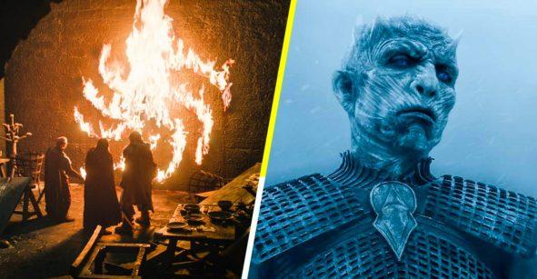 ¿Qué significa esa espiral que hacen los White Walkers en 'Game of Thrones'?