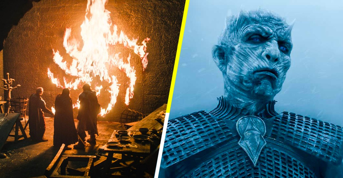 Game of Thrones - Espirales de los White Walkers