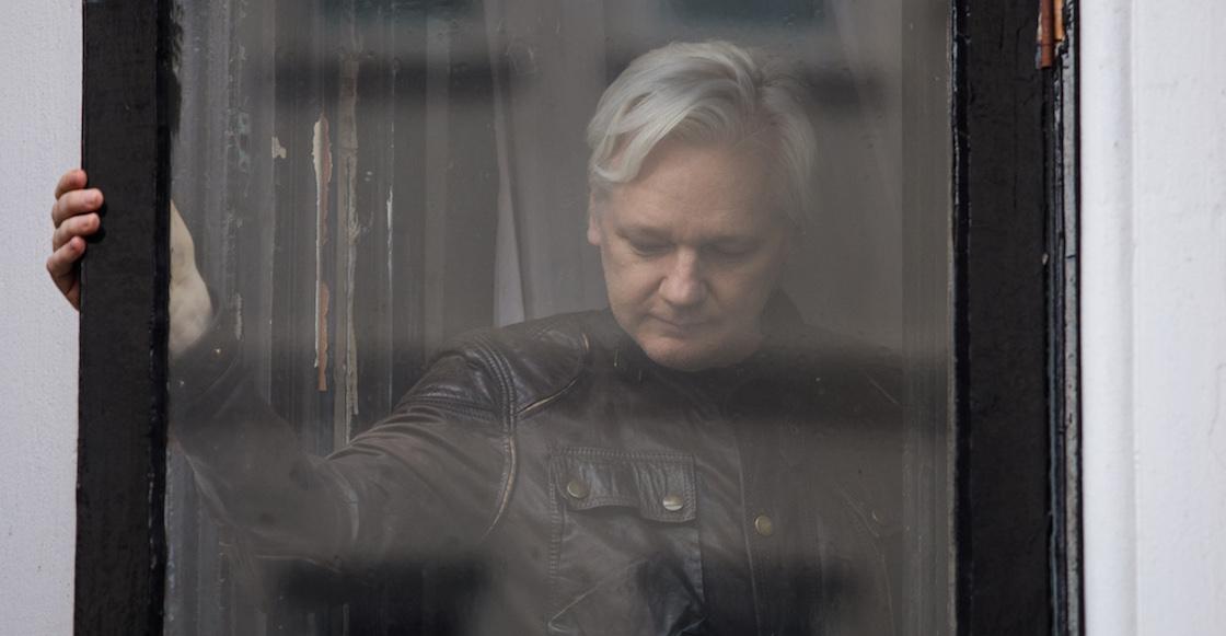 Julian Assange podría ser expulsado en breve de la embajada de Ecuador