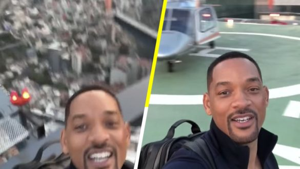 "Es oficial: Will Smith vino a México para grabar escenas de ""Bad Boys For Life"""