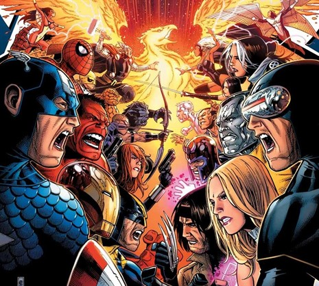 La nueva fase cinematográfica del Universo Marvel comenzaría con las series originales de Disney Plus
