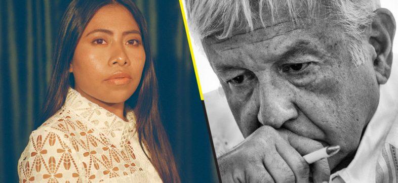 AMLO y Yalitza Aparicio entre los 100 más influyentes de la revista Time