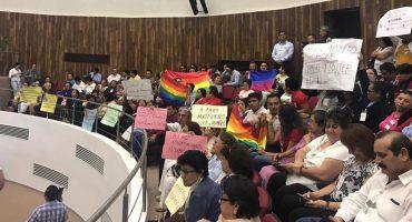 Colectivo presenta demanda contra Congreso de Yucatán por desaprobar matrimonio igualitario