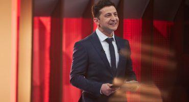 Nada de humor involuntario: Ucrania elige como presidente al actor cómico Volodymyr Zelensky