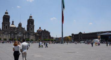 ¡A pasear! Cerrarán calles en el Zócalo para que los visitantes puedan caminar