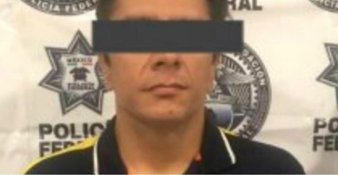 Detienen al presunto creador de la página Zona Divas: Ignacio Santoyo
