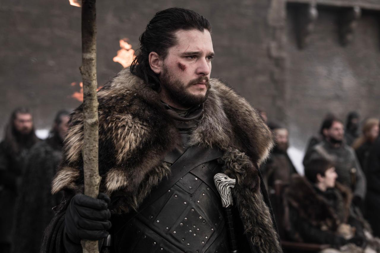 ¡Mira las fotos del cuarto capítulo de la última temporada de Game of Thrones!