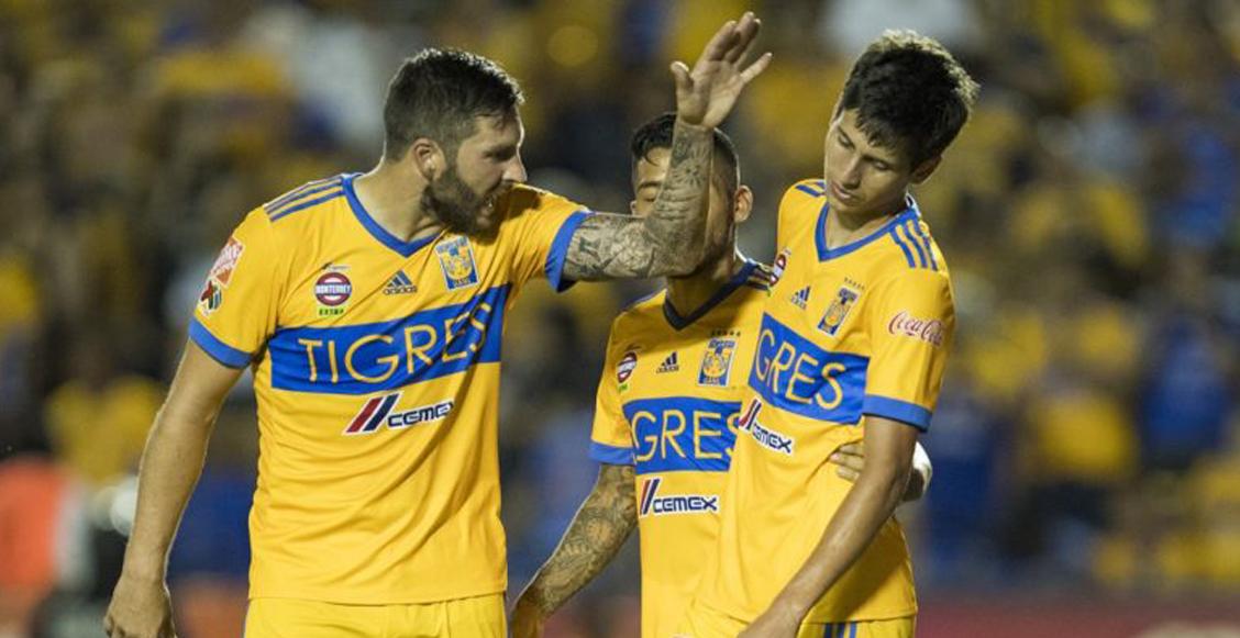 ¡Los van a desarmar! Los 4 jugadores de Tigres que saldrían para el Apertura 2019