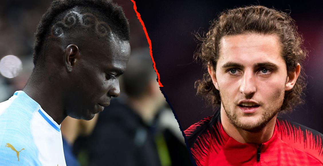 De Rabiot a Balotelli: 5 agentes libres listos para fichar gratis este verano